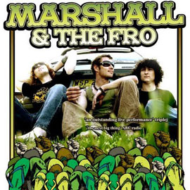 Marshall-&-The-Fro-Cover